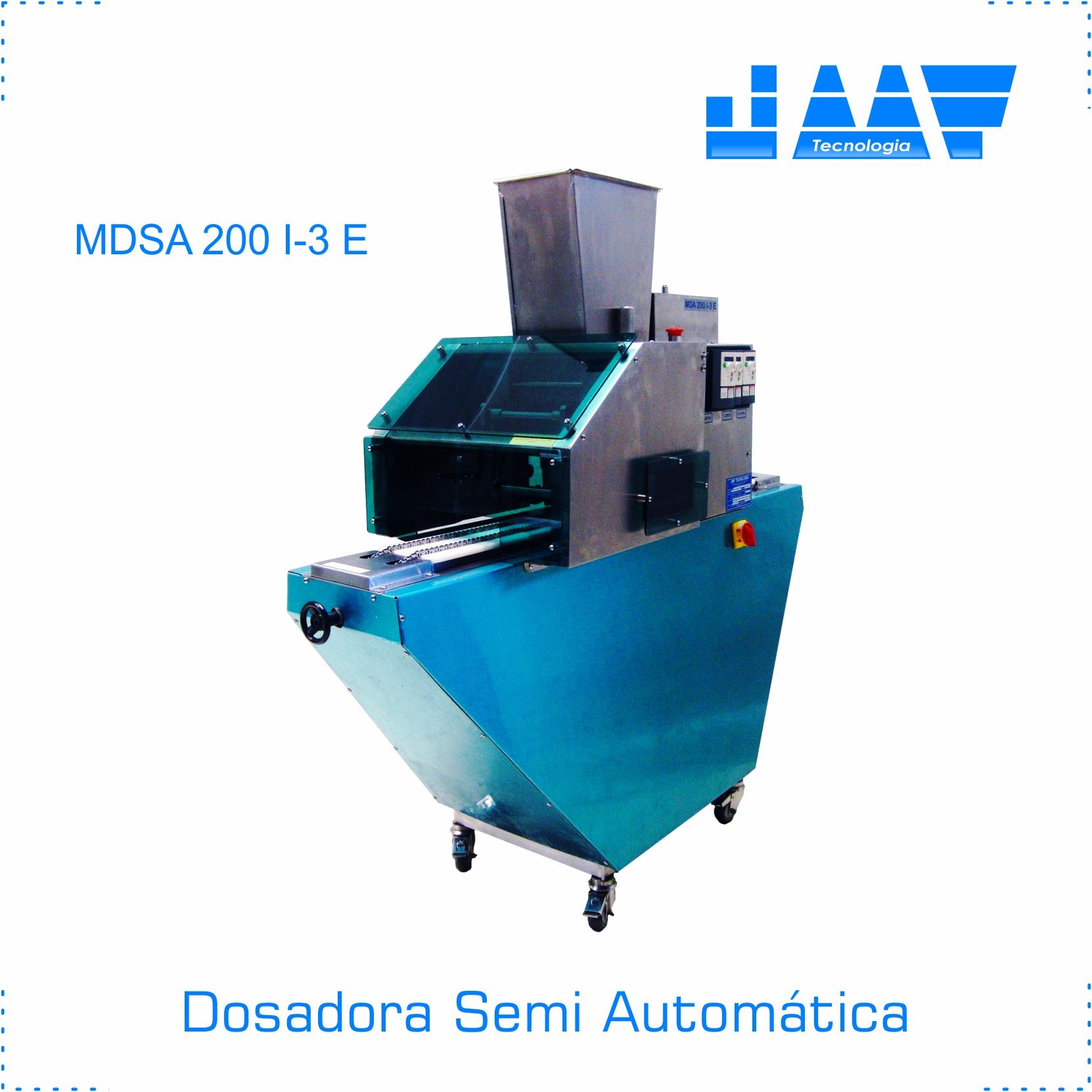Micro Dosadora Semi Automática