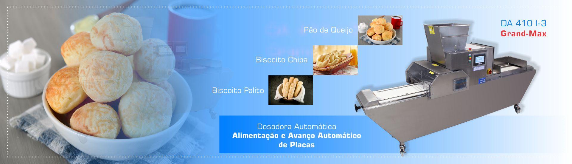Banner Dosadora Automática