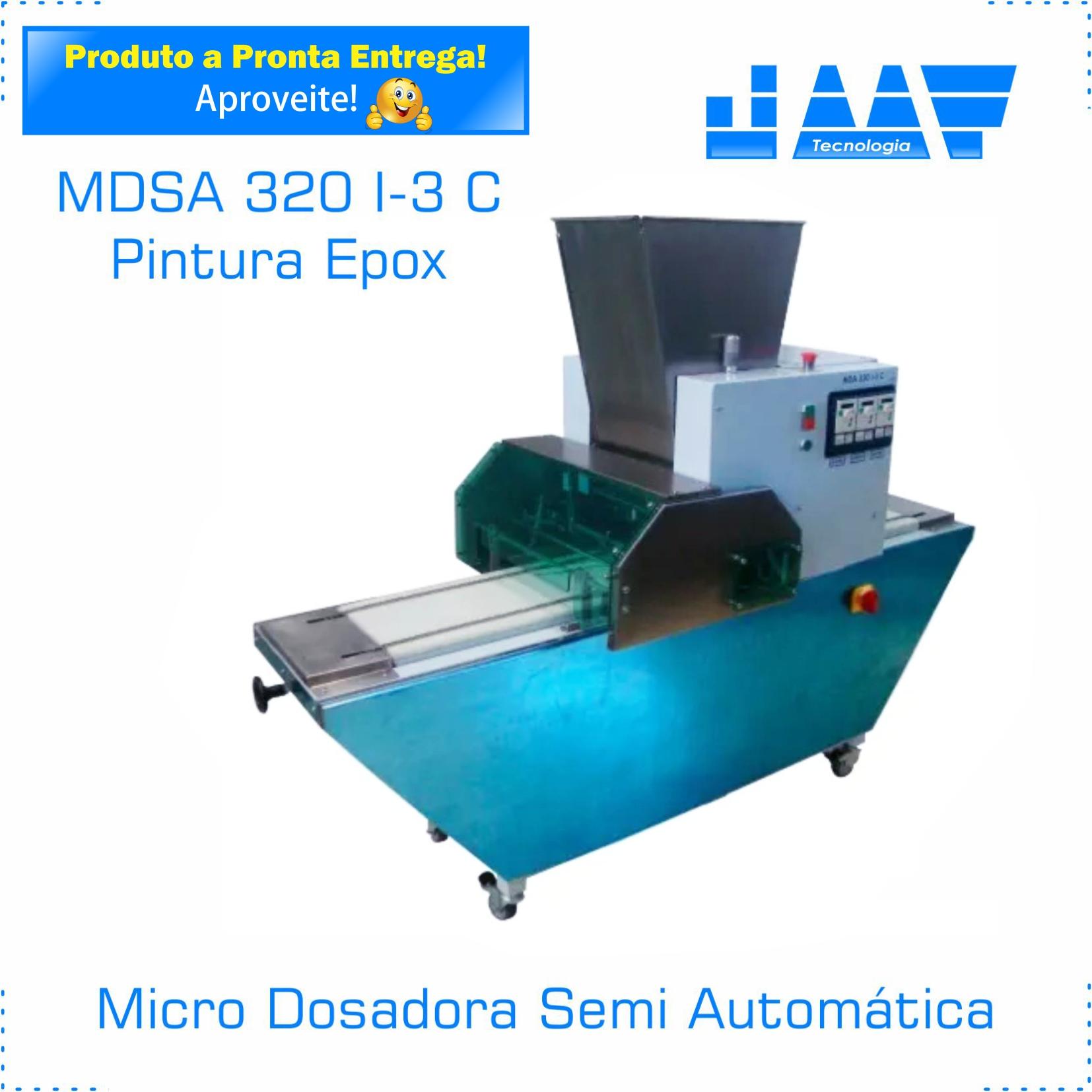 Micro Dosadora Semi Automática (MDSA 320 I-3 Convencional)