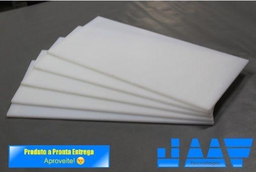 Placas em Polietileno – 6 x 315 x 500mm – NOVAS