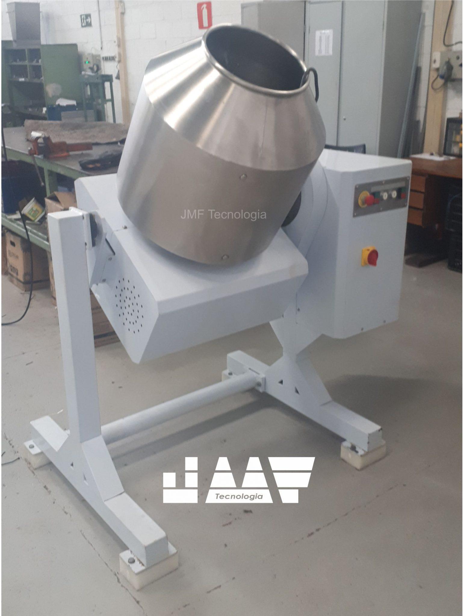 Misturador Standard com Basculamento Motorizado 145L – Semi Novo