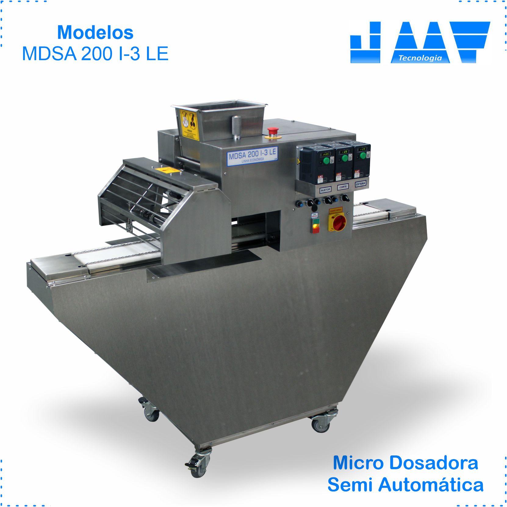 Micro Dosadora Semi Automática (LE)
