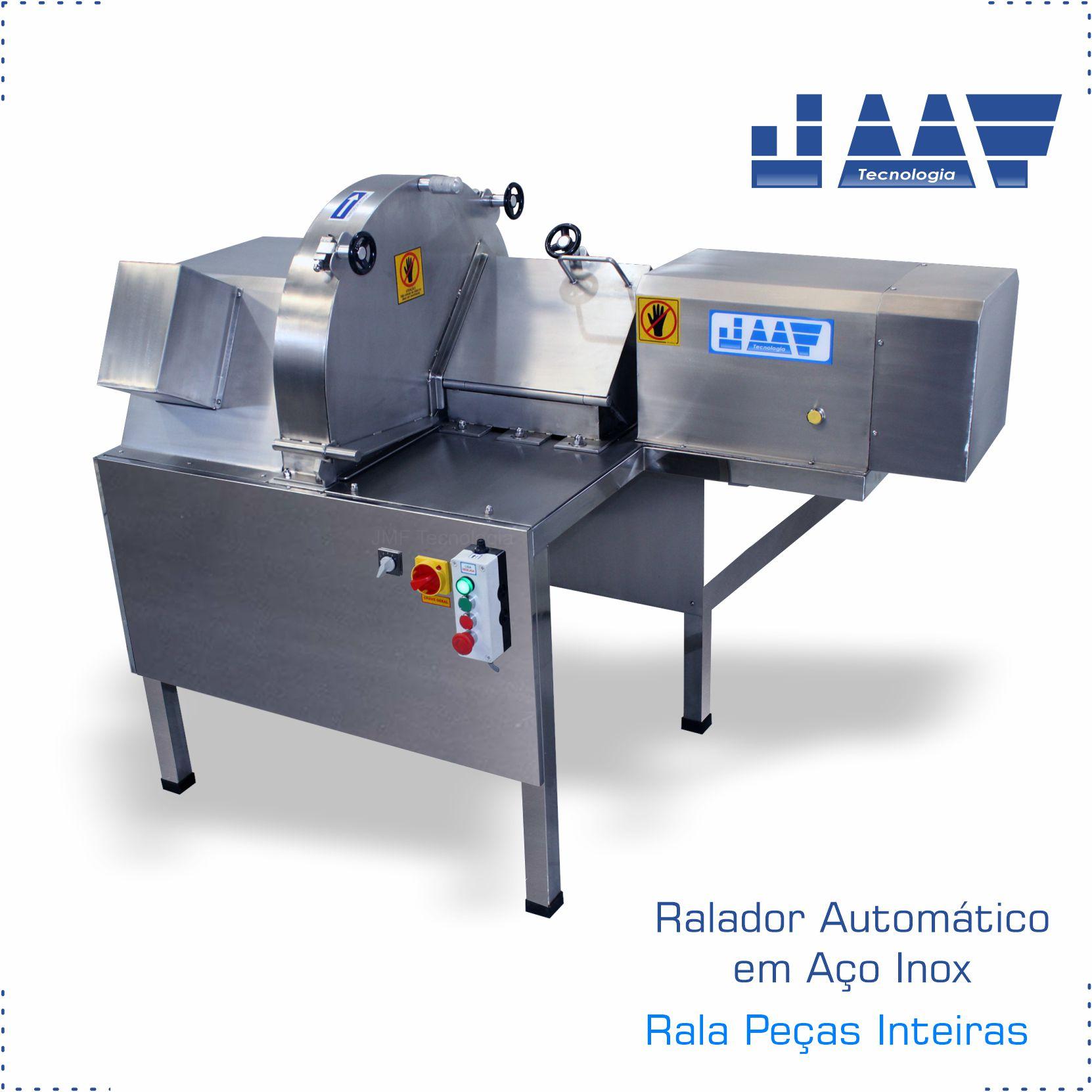 Ralador Industrial Automático